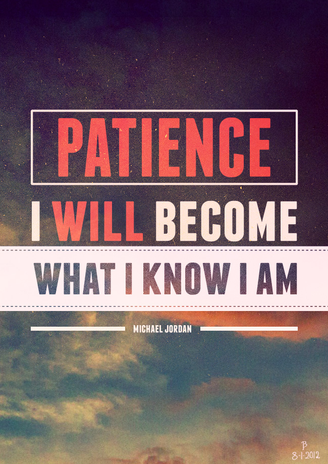 patience legen